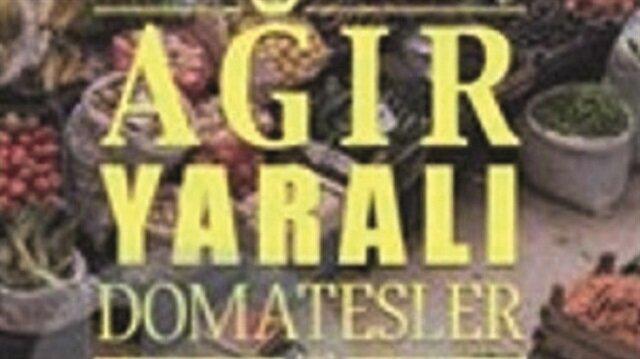 Ağır Yaralı Domatesler, Yahya Arslan'ın ilk hikâye kitabı.