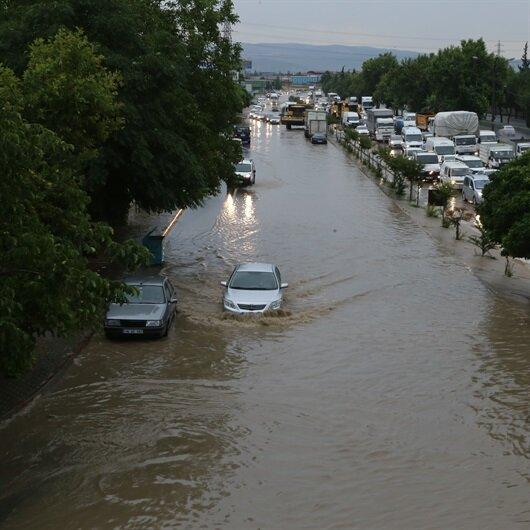 Kahramanmaraş'ta sağanak etkili oldu: 3 kişi öldü