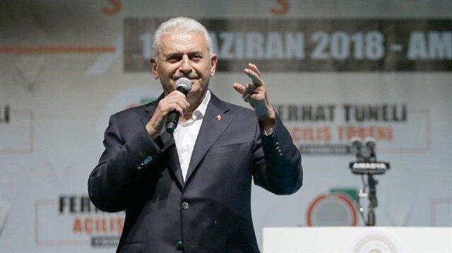 يلدريم: تركيا شقّت أنفاقًا بمسافة 400 كلم خلال 15 عامًا
