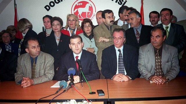 Soylu, İstanbul İl Başkanı sıfatıyla 32 DYP ilçe başkanını yanına alarak bir basın toplantısı düzenledi ve Akşener'i 'hainlikle' suçlayarak istifa etmesini talep etmişti. Arşiv: AA