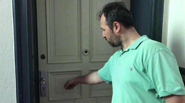 FETÖ'cü Adil Öksüz'ün Almanya'da kaldığı öne sürülen ev görüntülendi!