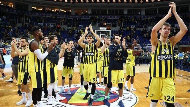 Fenerbahçe Doğuş, üst üste 3'üncü şampiyonluğunu elde etti.
