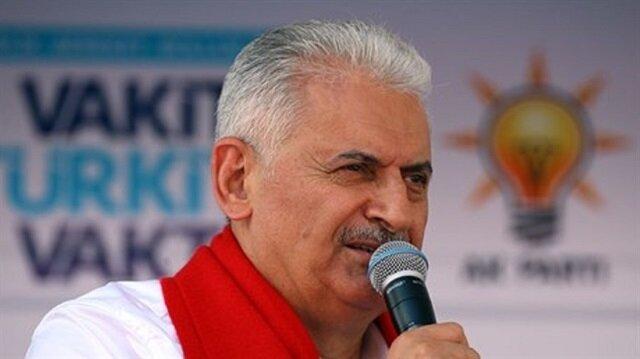 يلدريم: لا يمكن لأي تنظيم إرهابي أن يحكم ويسود بهذه الأرض