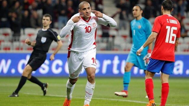 Wahbi Khazri ile ilgilenen takımlar arasında Marsilya da var.