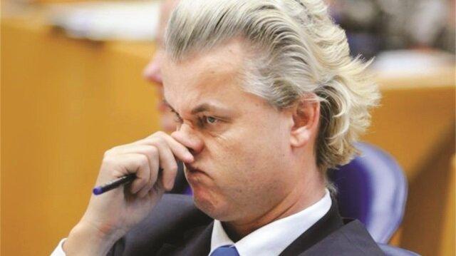 Provakatör Geert Wilders