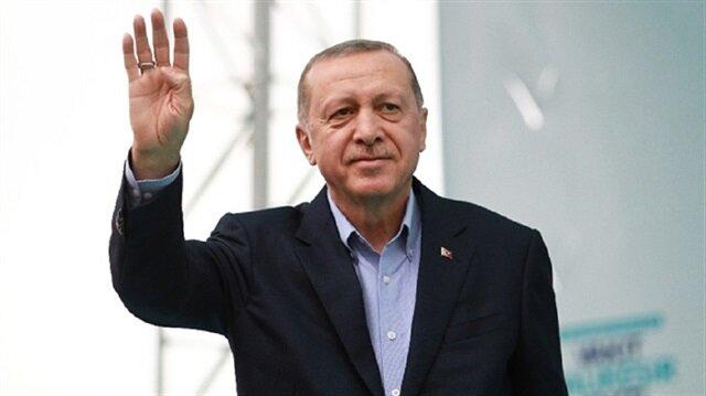 أردوغان يهنّئ مواطني بلاده بحلول عيد الفطر السعيد