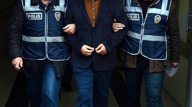 Operasyonun ardından yakalanan zanlılar tutuklanarak hapishaneye gönderildi.