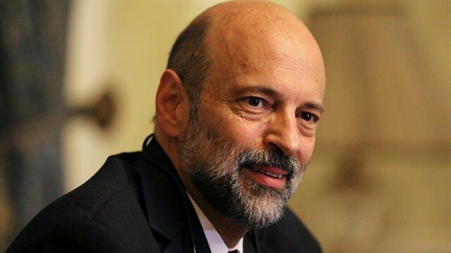 Ürdün'ün yeni Başbakanı Ömer er-Rezzaz.
