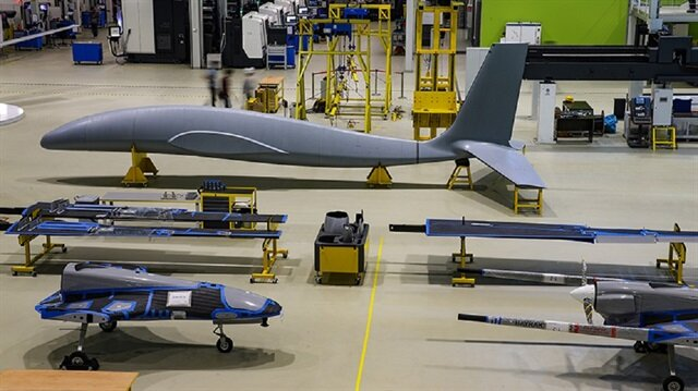 Akıncı sınıfı yeni hava aracının ilk fotoğrafları geçtiğimiz gün yayınlanmıştı.