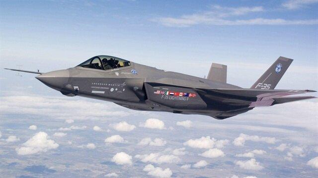 F-35'lerin daha önceki anlaşmaya göre 21 Haziran'da Türkiye'ye teslim edilmesi gerekiyor.