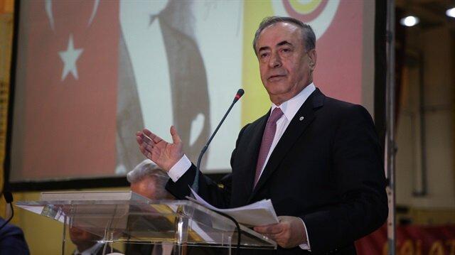 Galatasaray Başkanı Mustafa Cengiz.