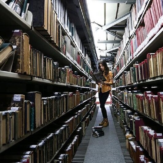 Turkey's biggest library to open in Istanbul