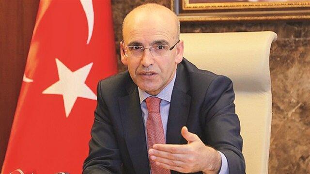 Ekonomiden sorumlu Başbakan Yardımcısı Mehmet Şimşek