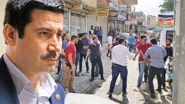 AK Parti Milletvekili İbrahim Halil Yıldız ve beraberindekiler bir esnaf ziyareti sonrasında PKK'lı teröristlerin silahlı saldırısına uğradı.