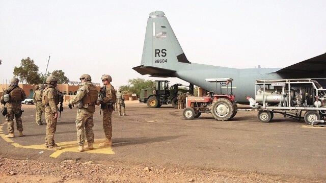 ABD, Afrika'daki askeri yatırımlarını hızlandırdı.