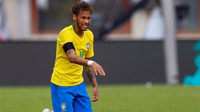 Neymar'dan bonservis itirafı