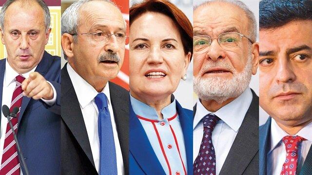 Türkiye'nin kabus dönemi olarak hafızalara kazınan 90'lı yılların aktörleri, farklı isim ve ittifaklar altında yeniden sahnede.