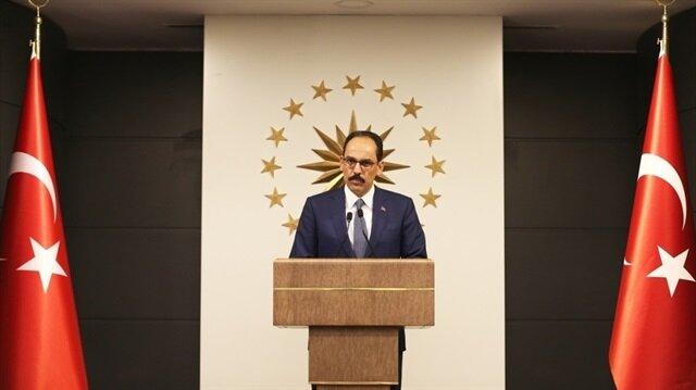 الرئاسة التركية تدين بشدة هجومًا استهدف أنصار