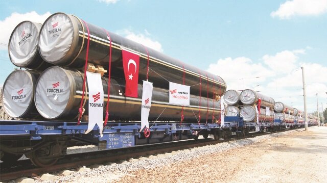 TANAP, Türkiye'nin son yıllarda imza attığı en önemli uluslararası projeler arasında yer alıyor.