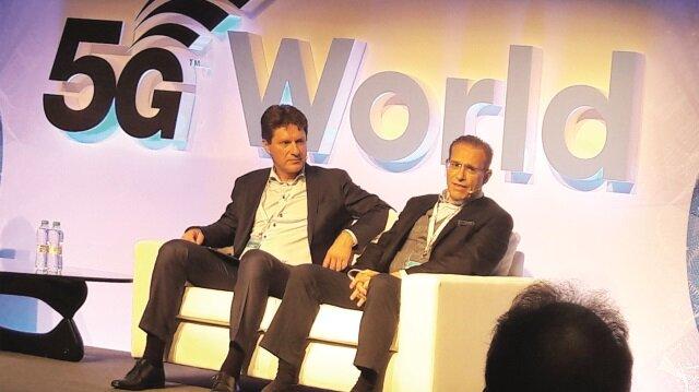 """Türk Telekom Üst Yöneticisi Paul Doany, """" 5G bizim için büyük bir fırsat olacak"""" dedi."""