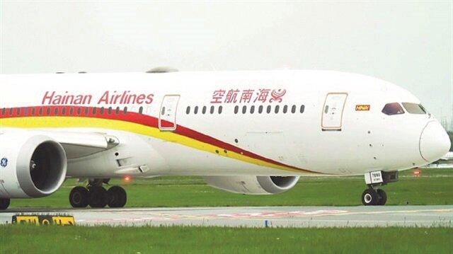 China Southern Türkiye'ye uçmaya hazırlanıyor.
