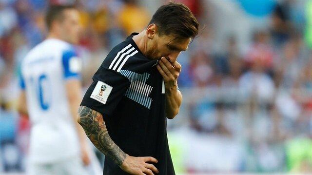 Arjantin'i kitlediler!