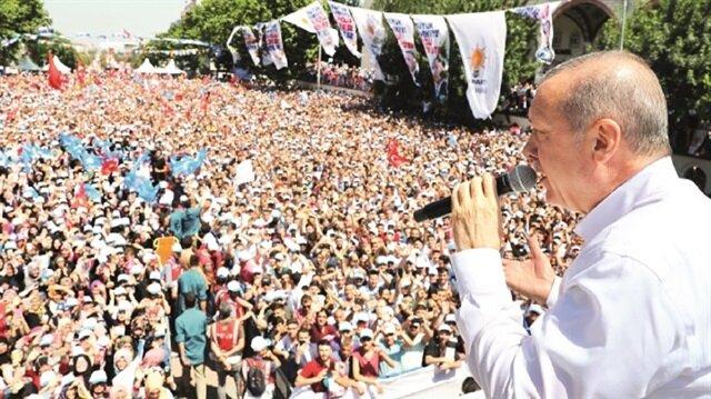 أردوغان: سنؤسس مركزًا للعلوم بإسطنبول يعني بالإنسان والحضارة