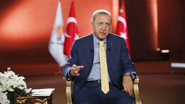 Cumhurbaşkanı Erdoğan: Toplantı alanlarını vurduk