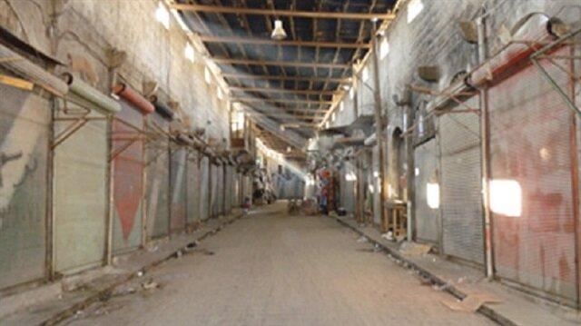 """بدعم تركي.. ترميم الجامع الكبير والسوق المسقوف بـ""""الباب"""" السورية"""