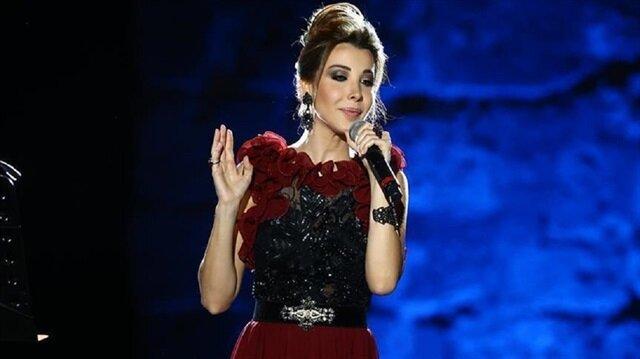 """نانسي عجرم: أحب اسطنبول """"الجميله كالعاده"""""""
