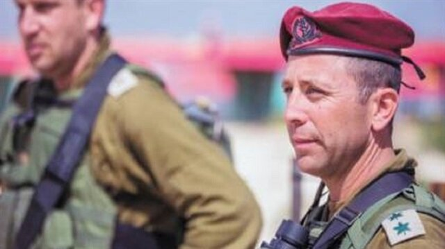 سرقة وثائق سرية من سيارة قائد الكومندو في الجيش الإسرائيلي