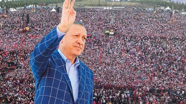 بدأ التجمع المليوني في ميدان
