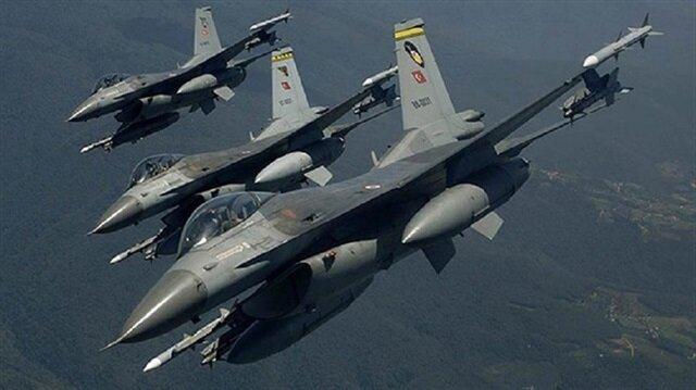 الجيش التركي يحييد 35 إرهابياً من