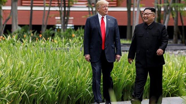 Trump-Kim görüşmesinden sonra ABD'den ilk adım
