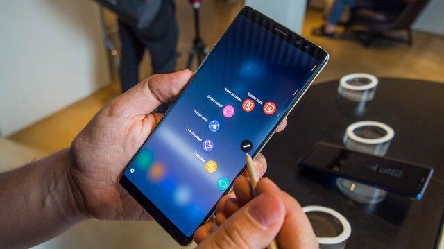 Samsung Note 9'un depolama alanı ve fiyatı yüksek olacak