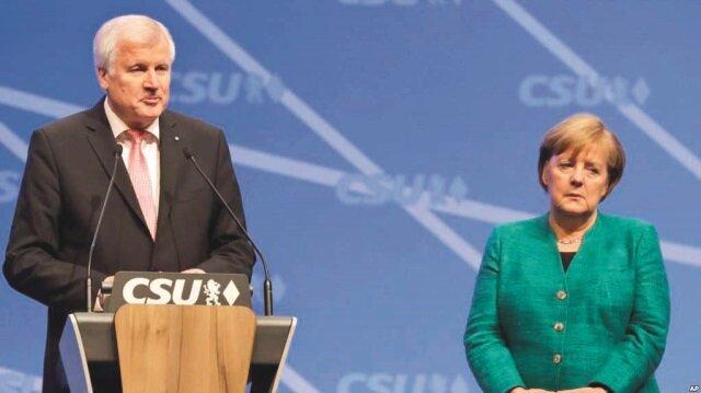 Merkel içinkader haftası