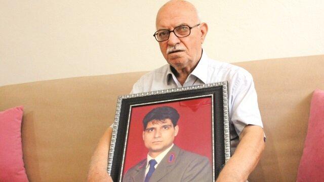 Van'ın Gevaş ilçesinde 1997 yılında operasyona giderken düşen askeri helikopterde şehit olan Jandarma Astsubay Üstçavuş İsmail Işıkbol