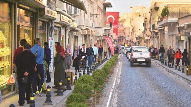 Mardin artık terörle değil, turizmle anılıyor