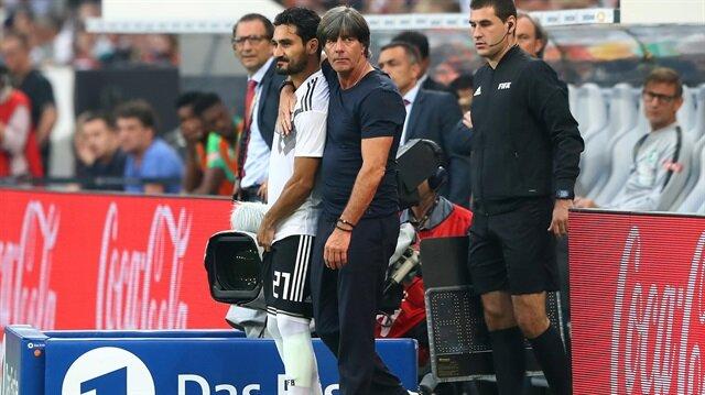 İlkay ve Mesut'u istemeyen Alman futbolcu