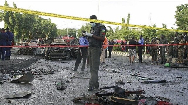 At least 20 killed, 48 injured in Nigeria twin suicide blasts