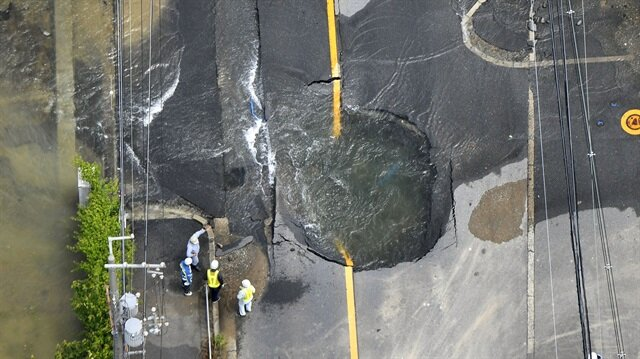 Magnitude 6.1 quake kills three, stops factories in Japan's Osaka area