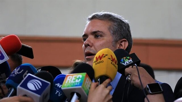 Ivan Duque wins Colombia presidential election
