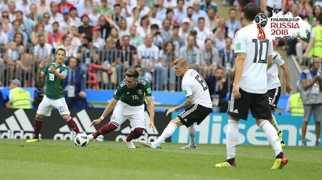 World Cup: Mexico upsets reigning champions Germany