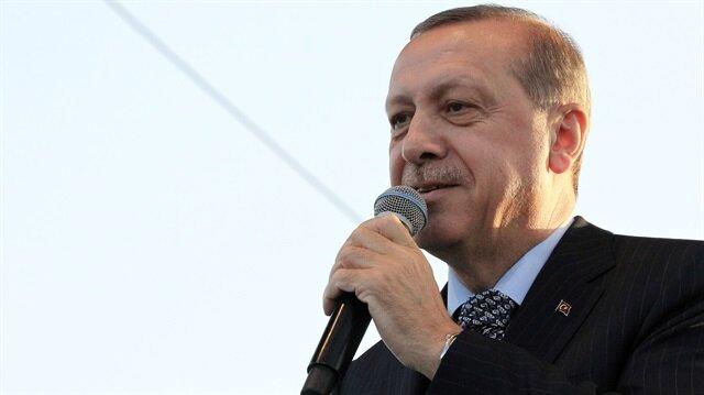 Cumhurbaşkanı Erdoğan: 2 bin 500 dijital yenilik projesini destekliyoruz