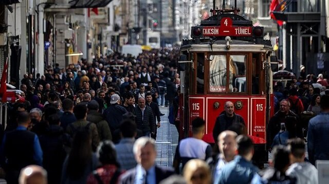 Turkey's unemployment rate falls to 10.1 pct in March