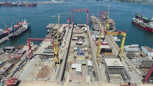 Türkiye'nin ilk uçak gemisi olacak