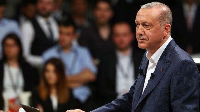 Cumhurbaşkanı Erdoğan'ın tercihi Cristiano Ronaldo