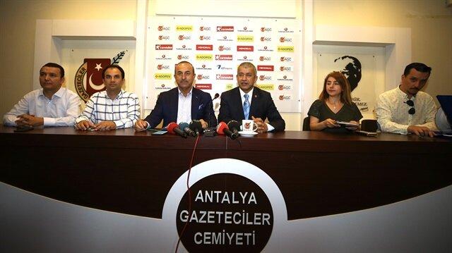 هكذا إنتقد وزير الخارجية التركي عدم إلتزام امريكا بإتمام صفقة مقاتلات