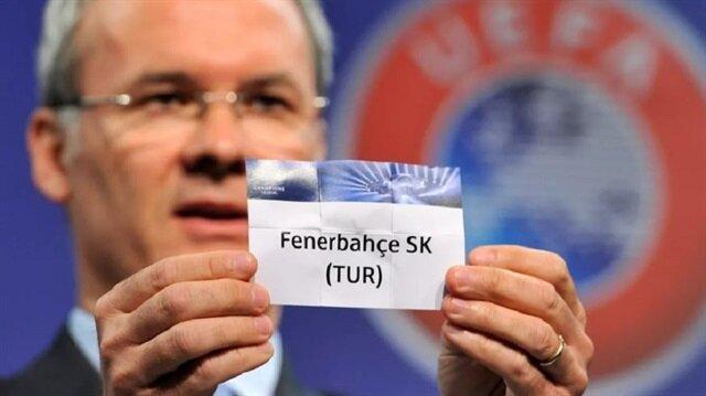 Fenerbahçe'nin rakibini belirleyecek kura çekildi