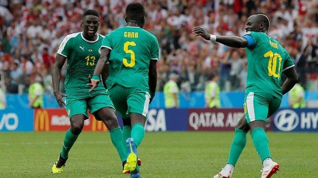 Afrika'nın gururu Senegal!